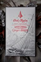 <img class='new_mark_img1' src='https://img.shop-pro.jp/img/new/icons50.gif' style='border:none;display:inline;margin:0px;padding:0px;width:auto;' />Dick Taylor Craft Chocolate ( CA. ) GINGER SNAP CHOCOLATE