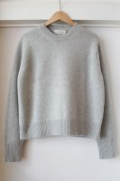 Studio Nicholson ( ENGLAND ) SEBBI ENGLISH LAMBSWOOL CREW KNIT