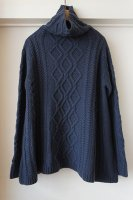 QUEENE and BELLE ( SCOTLAND ) HESTER CASHMERE SWEATER