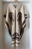 <img class='new_mark_img1' src='https://img.shop-pro.jp/img/new/icons50.gif' style='border:none;display:inline;margin:0px;padding:0px;width:auto;' />[ CINOH ] JACQUARD PONCHO