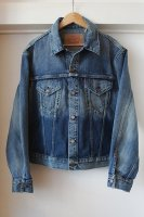 LEVI'S VINTAGE CLOTHING ( U.S.A. ) 1961 TYPE � TRACKER JACKET
