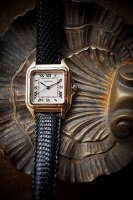 <img class='new_mark_img1' src='https://img.shop-pro.jp/img/new/icons50.gif' style='border:none;display:inline;margin:0px;padding:0px;width:auto;' />Cartier ( SWISS ) SANTOS VINTAGE WATCH