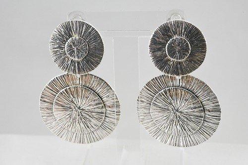 TARATATA(タラタタ)ゼファーシリーズ 2連Lサイズイヤリング