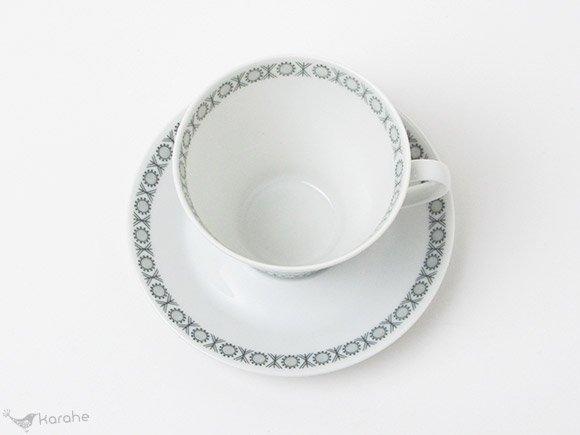 Arabia Jaakukka コーヒーカップ&ソーサー