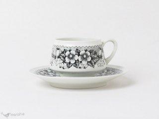 Arabia Talvikki コーヒーカップ&ソーサー