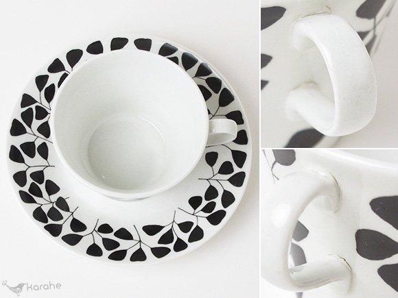 Arabia Lutukka コーヒーカップ&ソーサー