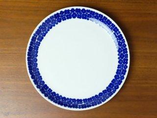 Arabia Leinikki プレート 26cm ブルー