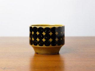 Arabia Kera フラワーポット(植木鉢)ブラウン 11.5cm 受け皿なし