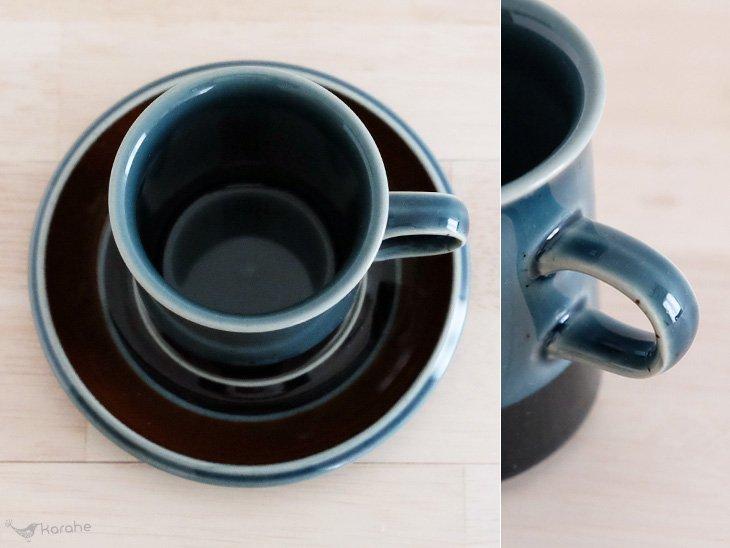 Arabia Meri コーヒーカップ&ソーサー