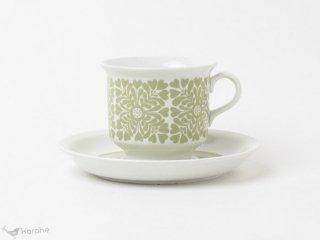 Arabia Tytti コーヒーカップ&ソーサー ベージュ