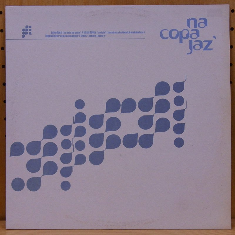 Jaz - Back to the Groove