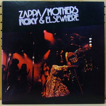 Frank Zappa Mothers Roxy Amp Elsewhere タイム