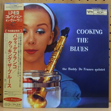 The Buddy Befranco Quintete Cooking The Blues タイム