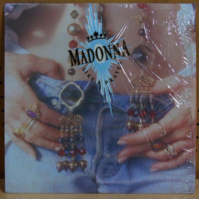 MADONNA - LIKE A PRAYER - 33T