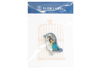 slow label blue bird collection