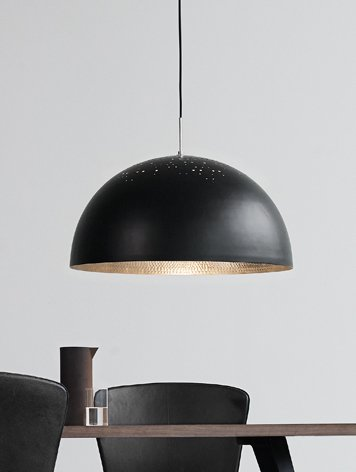 Mater shade light pendant black mater shade light pendant black mozeypictures Choice Image