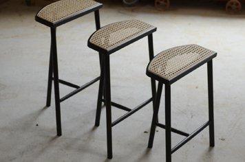 mokuji furniture モクジファニチャー 腰掛け スツール
