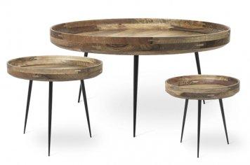 Mater Bowl Table Mango Wood Natural メーター ボウルテーブル ナチュラル