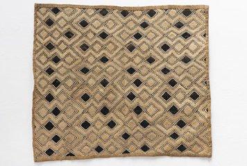 KUBA CLOTH クバ族の布 クバクロス