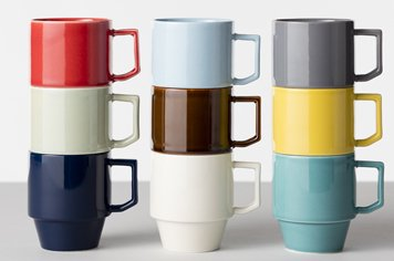 HASAMI BLOCKMUG BIG �ϥ��� �֥�å��ޥ� �ӥå�
