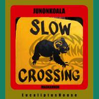 "JUNONKOALA""Slow Crossing EP"" -CD-"