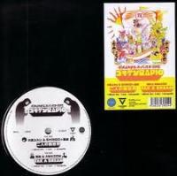 """ポチョムキンPRESENTS""""ポチョムキン&スーパースター列伝ゴキゲンRADIO EP"""" -12INCH-"""