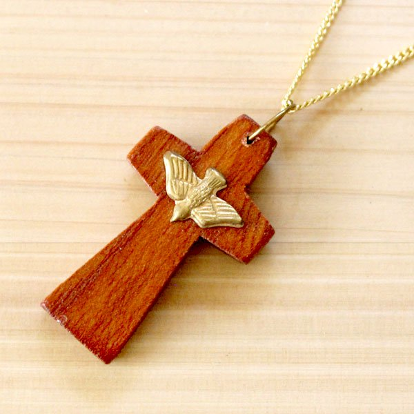 メキシコ 十字架トップウッドトリ(D)