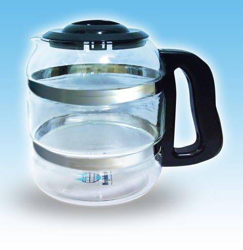 蒸留水器(黒)専用・ガラス容器
