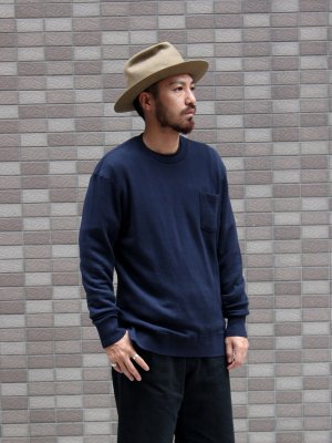 【FLISTFIA】 Long Sleeve Sweater
