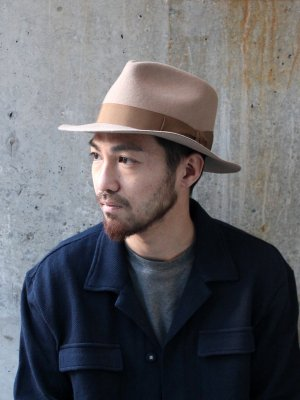 <img class='new_mark_img1' src='//img.shop-pro.jp/img/new/icons15.gif' style='border:none;display:inline;margin:0px;padding:0px;width:auto;' />【Racal】 Fur Mix Teardrop HAT