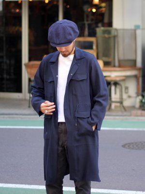 <img class='new_mark_img1' src='//img.shop-pro.jp/img/new/icons20.gif' style='border:none;display:inline;margin:0px;padding:0px;width:auto;' />30%OFF【bukht】 FIELD COAT