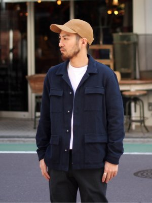 <img class='new_mark_img1' src='//img.shop-pro.jp/img/new/icons15.gif' style='border:none;display:inline;margin:0px;padding:0px;width:auto;' />【FLISTFIA】 Military Shirts Jacket