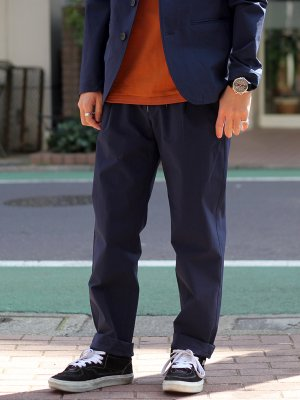 <img class='new_mark_img1' src='//img.shop-pro.jp/img/new/icons15.gif' style='border:none;display:inline;margin:0px;padding:0px;width:auto;' />【Manual Alphabet】 WORKADAY AIR TROUSERS