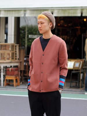 <img class='new_mark_img1' src='//img.shop-pro.jp/img/new/icons15.gif' style='border:none;display:inline;margin:0px;padding:0px;width:auto;' />【WRAPINKNOT】 COLLAR LESS JACKET