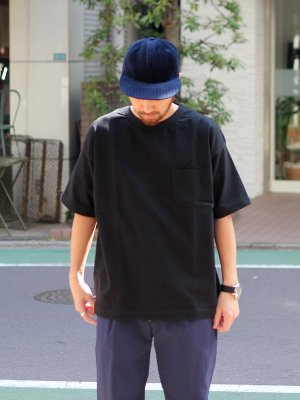 <img class='new_mark_img1' src='//img.shop-pro.jp/img/new/icons15.gif' style='border:none;display:inline;margin:0px;padding:0px;width:auto;' />【KICS DOCUMENT.】 PE RIB COTTON S/S TEE