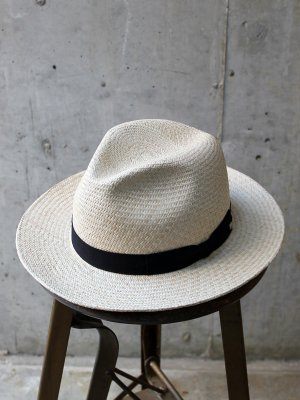<img class='new_mark_img1' src='//img.shop-pro.jp/img/new/icons15.gif' style='border:none;display:inline;margin:0px;padding:0px;width:auto;' />【Racal】 FRONT PINTH PANAMA HAT (アジロ)