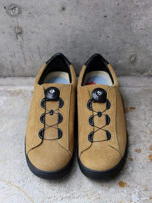 <img class='new_mark_img1' src='//img.shop-pro.jp/img/new/icons15.gif' style='border:none;display:inline;margin:0px;padding:0px;width:auto;' />【ptarmigan】  SUEDE COURT SHOES (BEIGE)