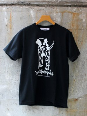 【Mark Gonzales】 Heavy Tee-1  -2色展開-