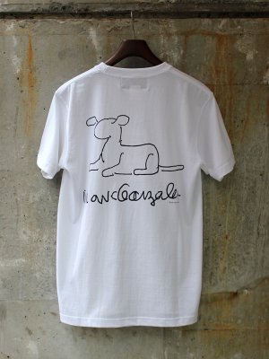 【Mark Gonzales】 Pocket Heavy Tee-2  -2色展開-