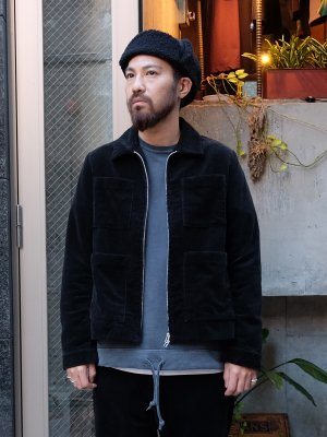 <img class='new_mark_img1' src='//img.shop-pro.jp/img/new/icons15.gif' style='border:none;display:inline;margin:0px;padding:0px;width:auto;' />【bukht】 BIG CORDUROY BLZN -3色展開-