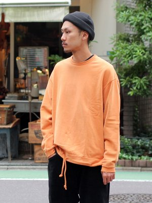 <img class='new_mark_img1' src='//img.shop-pro.jp/img/new/icons15.gif' style='border:none;display:inline;margin:0px;padding:0px;width:auto;' />【REMI RELIEF】 アウトドアクルー(無地) -4色展開-
