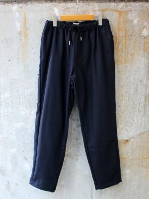 <img class='new_mark_img1' src='//img.shop-pro.jp/img/new/icons15.gif' style='border:none;display:inline;margin:0px;padding:0px;width:auto;' />【Manual Alphabet】  WOOL EASY PANTS -1色展開-