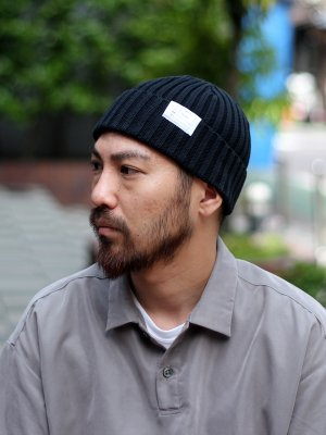 <img class='new_mark_img1' src='//img.shop-pro.jp/img/new/icons15.gif' style='border:none;display:inline;margin:0px;padding:0px;width:auto;' />【Racal】 Standard Knit CAP 18Spring  -7色展開-