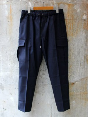 <img class='new_mark_img1' src='//img.shop-pro.jp/img/new/icons20.gif' style='border:none;display:inline;margin:0px;padding:0px;width:auto;' />20%OFF【FLISTFIA】 Cargo Trousers -2色展開-