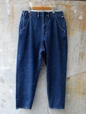 <img class='new_mark_img1' src='//img.shop-pro.jp/img/new/icons15.gif' style='border:none;display:inline;margin:0px;padding:0px;width:auto;' /> 【bukht】 NEW BIG DENIM -STONE BIO WASH-  -1色展開-