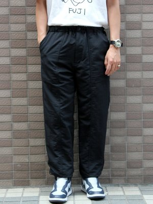 【Manual Alphabet】 ACTIVE PANTS  -1色展開-