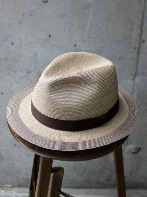 <img class='new_mark_img1' src='//img.shop-pro.jp/img/new/icons15.gif' style='border:none;display:inline;margin:0px;padding:0px;width:auto;' />【Racal】  Linen Braid HAT -3色展開-