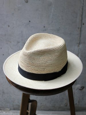 <img class='new_mark_img1' src='//img.shop-pro.jp/img/new/icons20.gif' style='border:none;display:inline;margin:0px;padding:0px;width:auto;' />30%OFF【Racal】  Panama HAT -2色展開-