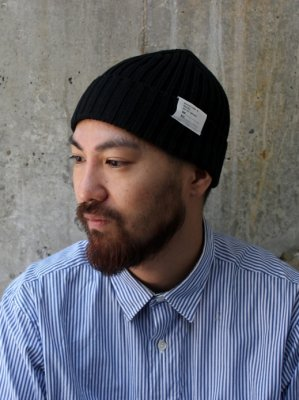 <img class='new_mark_img1' src='//img.shop-pro.jp/img/new/icons15.gif' style='border:none;display:inline;margin:0px;padding:0px;width:auto;' />【Racal】 Standard Knit CAP 18Autumn  -8色展開-