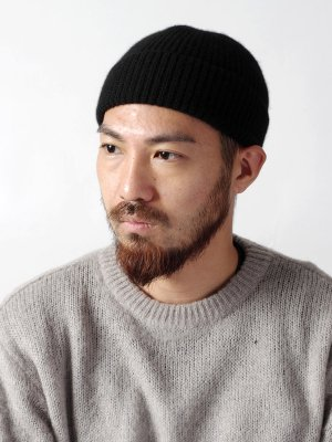 <img class='new_mark_img1' src='//img.shop-pro.jp/img/new/icons15.gif' style='border:none;display:inline;margin:0px;padding:0px;width:auto;' />【Racal】 Cashmere Knit CAP -6色展開-